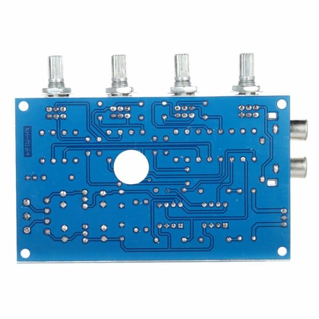 NE5532 4ch ステレオプリアンプボード
