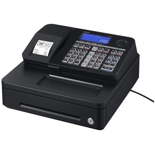 正規品! CASIO SR-S200-BK(ブラック) Bluetoothレジスター 10部門, リネンハウス 70e6b12b