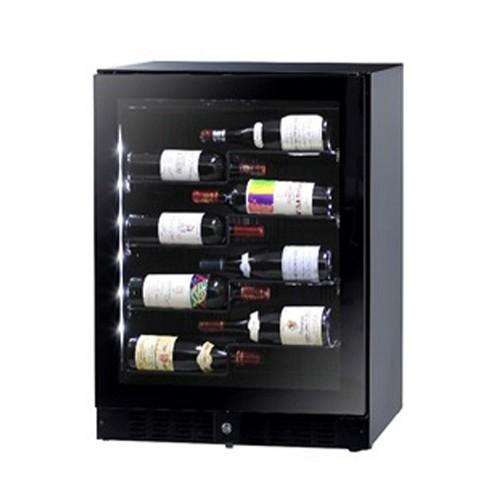 新規購入 ファンヴィーノ BU138AR(ブラック) ワインセラー ワインセラー 138L 138L 40本収納 右開き, くすのき工房:b23cc76c --- oeko-landbau-beratung.de