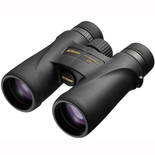 【感謝価格】 10倍双眼鏡 ニコン 10x42 5 モナーク-光学器械