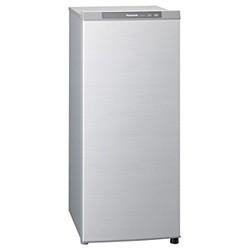 【訳あり】 パナソニック 1ドア冷凍庫 NR-FZ120B-S(シャイニングシルバー) 1ドア冷凍庫 121L, チャイルドブティックくれよん:d71ca889 --- salsathekas.de