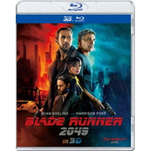 ブレードランナー 2049 IN 3D (初回限定) 【Blu-ray】
