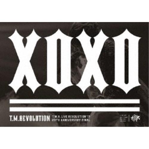 T.M.Revolution/T.M.R. LIVE REVOLUTION'17 -20th Anniversary FINAL at Saitama Super Arena-《通常版》 【DVD】