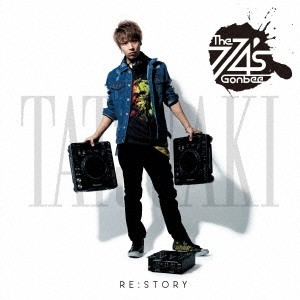 THE 774's GONBEE/RE:STORY《TATSUAKI盤》 【CD】