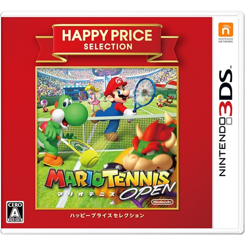 3DS ハッピープライスセレクション マリオテニス オープン