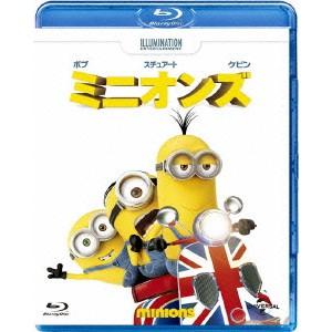 ミニオンズ 【Blu-ray】