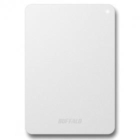耐衝撃対応 USB3.1(Gen1)/USB3.0用 ポータブルHDD 3TB ホワイト HD-PNF3.0U3-GWE