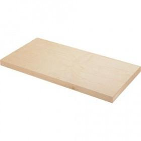 スプルスまな板(カナダ桧) 1200×400×H60mm 【大型商品につき代引不可・時間指定不可・返品不可】 AMN13012