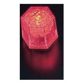 ライトキューブ・クリスタル 標準輝度 (24個入) レッド PLI4301