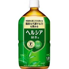 ヘルシア緑茶 1l 154170