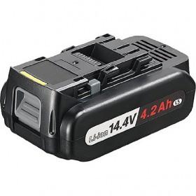 Panasonic 14.4V4.2Ahリチウムイオン電池パック EZ9L45