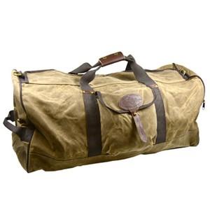 人気ブランド Frost River トラベルバッグ エクスプローラー ダッフルバッグ ラージ #700 L Brown, 有名ブランド f22ede75