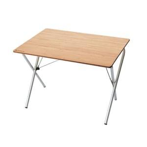 絶対一番安い スノーピーク アウトドアテーブル ワンアクション テーブル 竹, 丹羽郡 8e4bc0ef