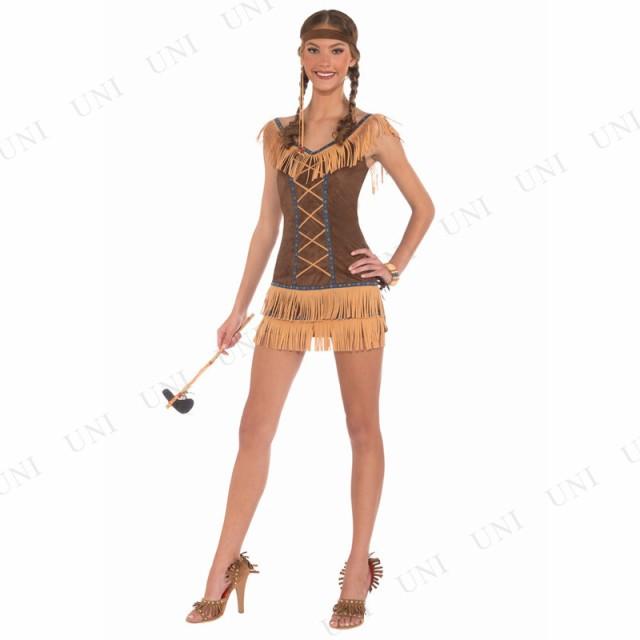 コスプレ 仮装 セクシーネイティブアメリカン XS/S コスプレ 衣装 ハロウィン 仮装 セクシー コスチューム 大人用 パーティーグッズ 余興