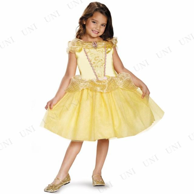 2b24791cc801e ベルドレス クラシック 女の子用 S(4-6x) 衣装 コスプレ ハロウィン 仮装 子供 ベル