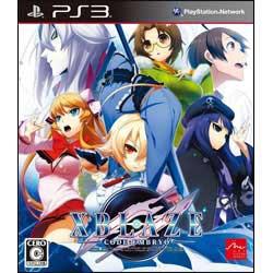 【新品】PS3ソフト XBLAZE CODE:EMBRYO (エクスブレイズ コード:エンブリオ)