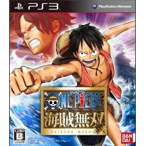 【+5月21日発送★新品】PS3ソフト ワンピース 海賊無双 通常版 BLJM-60416 (k 生産終了商品