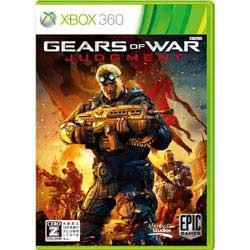【新品】Xbox360ソフト Gears of War: Judgment (ギアーズオブウォー:ジャッジメント) (通常版) (CERO区分_Z)