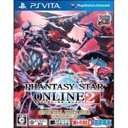 【新品】PS VITAソフト ファンタシースターオンライン2 スペシャルパッケージ PS VITA (セ