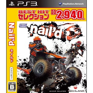 【新品】PS3ソフトBEST HIT セレクション nail'd BLJM-60461 (コナ