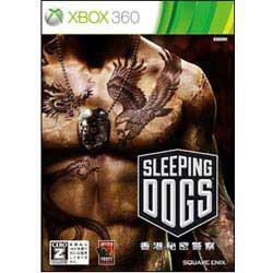 【新品】Xbox360ソフト スリーピングドッグス 香港秘密警察 (スク