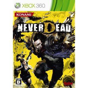 【新品】Xbox360ソフト ネバーデッド JES1-00212 (コナ