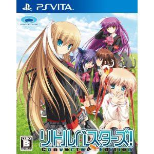 【新品】PlayStation Vitaソフト リトルバスターズ! Converted Edition (セ