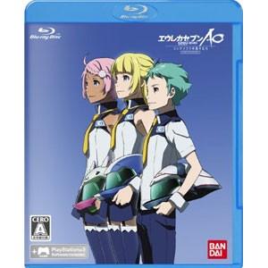 【処分特価★+5月21日発送★新品】PS3ソフト エウレカセブンAO -ユングフラウの花々たち- GAME&OVA Hybrid Disc (通常版)