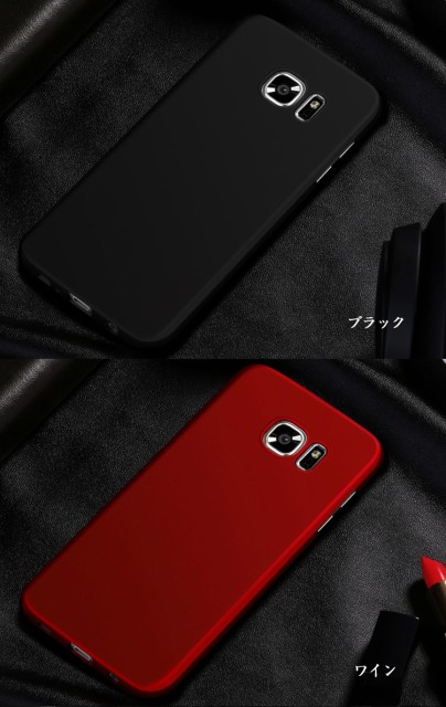 SAMSUNG Galaxy S7 Edge 背面カバー/背面ケース