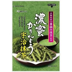 東京カリント 濃密かりんとう宇治抹茶 90g×12入