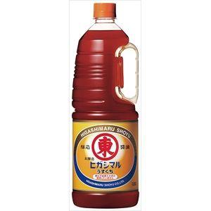 ヒガシマル醤油 うすくちしょうゆ ハンディ 1800ml×1本