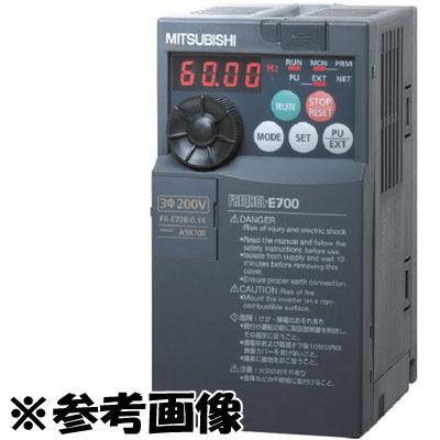【返品?交換対象商品】 三菱電機 FR-E720-2.2K 簡単・パワフル小形インバータ FREQROL-E700シリーズ 三相200V FR-E720-2.2K (FRE7202.2K), 味縁 b7b615df