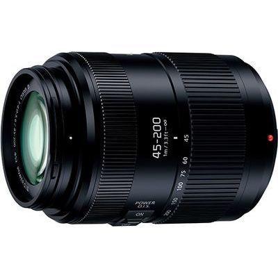 最安値挑戦! パナソニック (HFSA45200) H-FSA45200 デジタル一眼カメラ用交換レンズ-カメラ