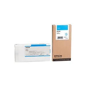 超歓迎 インクカートリッジ (ds1911145) EPSON (業務用3セット) エプソン 【純正品】 ds-1911145 シアン】 【ICC63-プリンター・インク