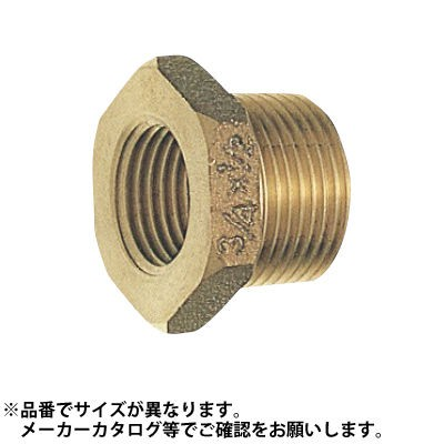 爆買い! SANEI T750-100X65 砲金ブッシング T750 100X65 (T750100X65), 釣鐘屋本舗 d41d8cd9