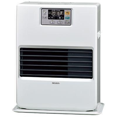 【待望★】 コロナ FF-VG42SA-W FF温風式暖房機 VGシリーズ ビルトインタイプ<別置タンク式(別売)>【木造11畳/コンクリート18畳】 (FFVG42SAW), NOTICA 02fa030d
