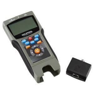 高級品市場 サンワサプライ 1個 ds-2141730 LANケーブルテスターLAN-TCT2690PRO (ds2141730)-無線LAN・ネットワーク機器