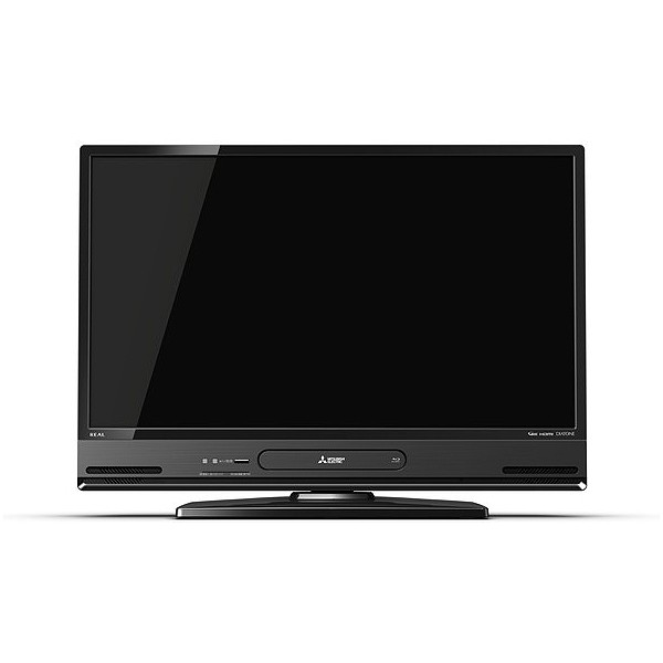 正規品販売! 液晶テレビ 【送料無料】LCD-V32BHR11 REAL 三菱電機 ブルーレイディスクレコーダー搭載 (LCDV32BHR11) HDD内蔵-テレビ本体