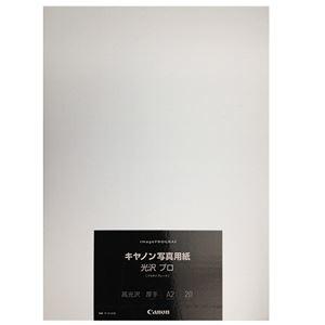 【はこぽす対応商品】 300g 1冊(20枚)【×3セット】 8666B020 A2 写真用紙・光沢プロ[プラチナグレード] (まとめ)キヤノン ds-2214534 (ds2214534) PT-201A220-プリンター・インク