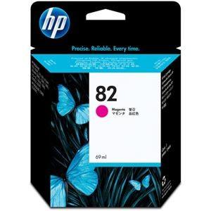 【★安心の定価販売★】 HP82 C4912A 【×10セット】 (まとめ) 1個 染料系 マゼンタ インクカートリッジ ds-2230688 (ds2230688)-プリンター・インク