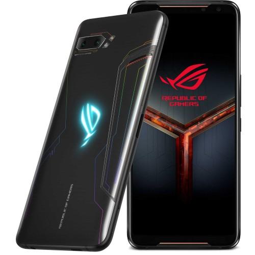最も優遇の ASUS ROG Phone II(ブラックグレア) 12GB/512GB SIMフリー ZS660KL-BK512R12, 激安価格の 696802a0