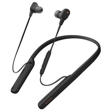 [定休日以外毎日出荷中] ワイヤレスノイズキャンセリングステレオヘッドセット ソニー WI-1000XM2-B(ブラック)-ヘッドホン・イヤホン