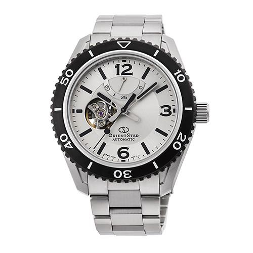 芸能人愛用 オリエント RK-AT0107S(シルバー) オリエントスター オリエント 自動巻き(手巻き付き) 腕時計(メンズ), ウルマックスジャパン:c443facd --- kzdic.de