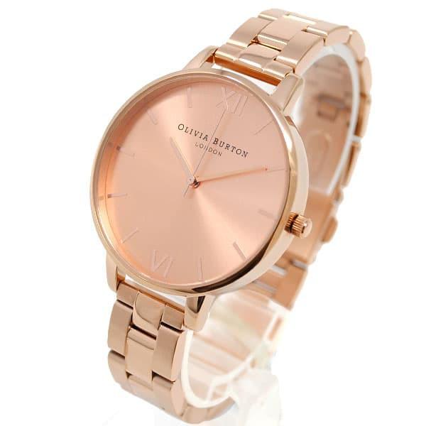 size 40 19ae6 0b54d オリビアバートン レディース 腕時計/OLIVIA BURTON 腕時計 ピンクゴールド au Wowma!(ワウマ)