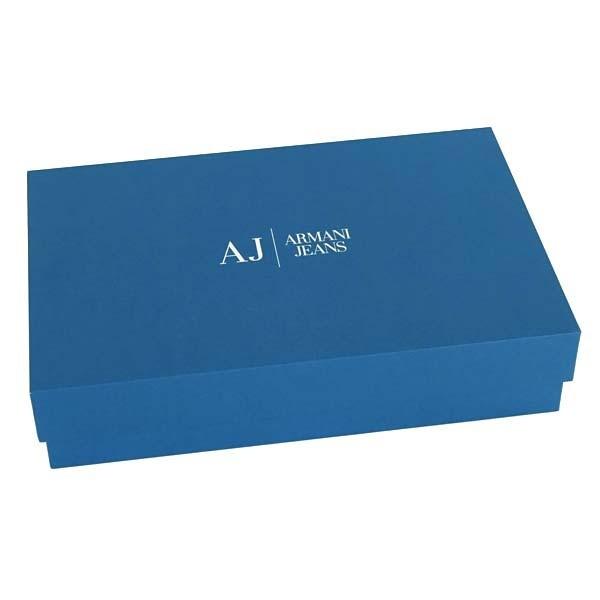 アルマーニジーンズ メンズ 長財布/Armani Jeans 長財布 BK 卒業祝入学祝プレゼント
