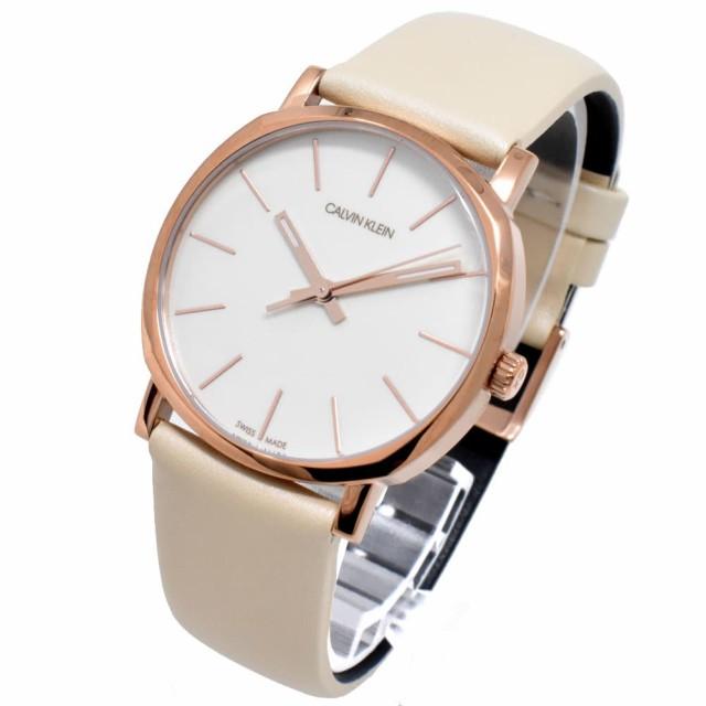 【逸品】 Klein レディース レザー 腕時計 [即日発送]カルバンクライン 腕時計/Calvin-腕時計レディース