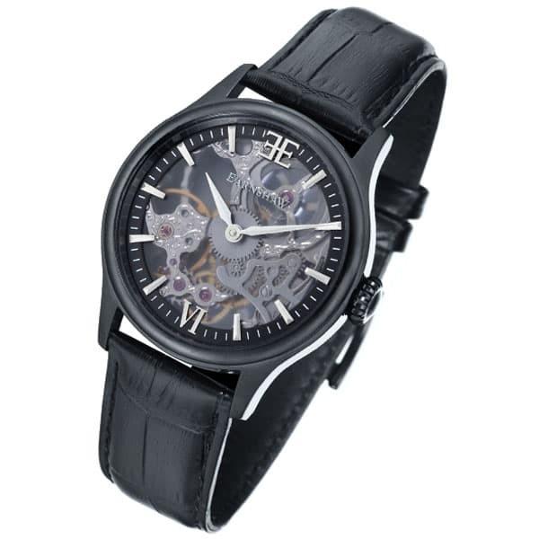 【お買得!】 アーンショウ 腕時計/EARNSHAW メンズ 腕時計/EARNSHAW メンズ アナログ表示 レザー アーンショウ 腕時計, 三養基郡:b163d60c --- 1gc.de