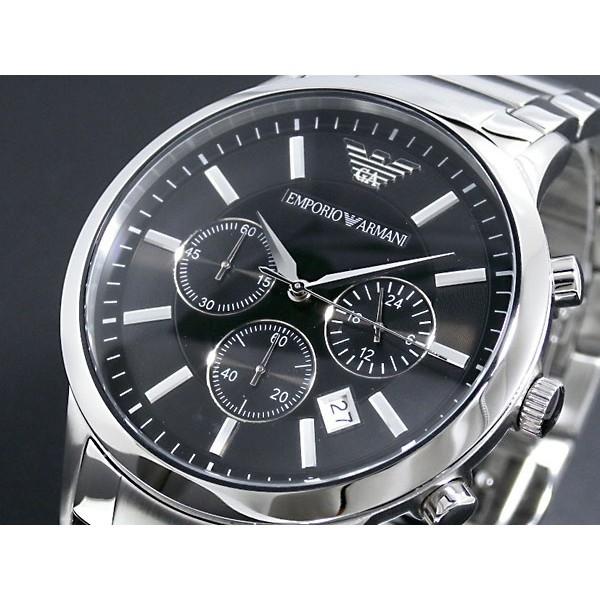 reputable site dab92 796c5 エンポリオアルマーニ メンズ 腕時計/EMPORIO ARMANI クロノグラフ 腕時計 au Wowma!(ワウマ)