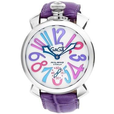 激安商品 ガガミラノ メンズ 腕時計/GaGa MILANO MANUALE 48MM 腕時計, 安くておしゃれ!カーテンみづこし d2cafc63