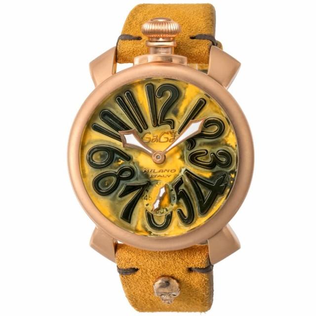 高品質の人気 ガガミラノ 自動巻き メンズ&レディース 腕時計 アナログ/GaGa MILANO 自動巻き アナログ 腕時計/GaGa ラウンドケース 腕時計, IL CIELO:51b3d85f --- standleitung-vdsl-feste-ip.de